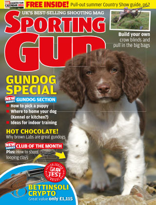 Sporting Gun June 2014