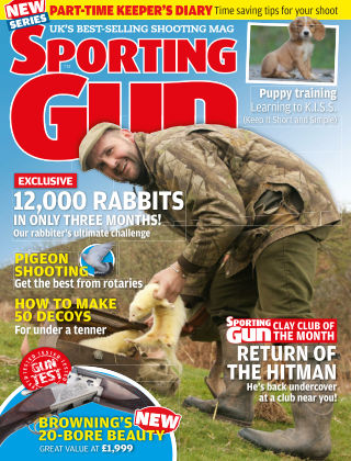 Sporting Gun July 2014