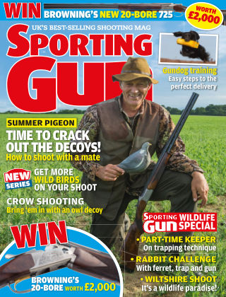 Sporting Gun August 2014