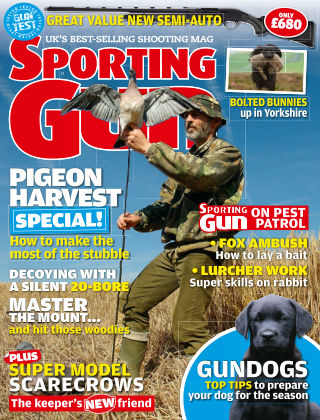 Sporting Gun September 2014