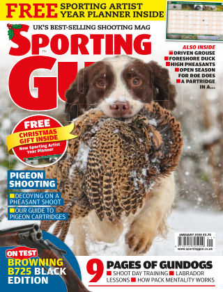 Sporting Gun January 2015