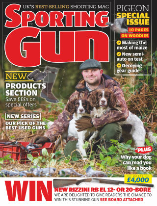 Sporting Gun March 2015
