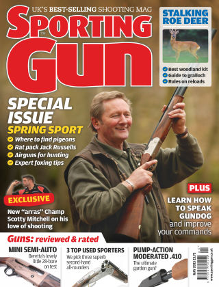 Sporting Gun May 2015