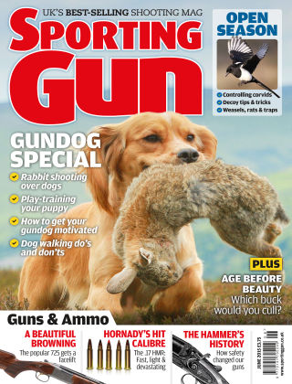 Sporting Gun June 2015