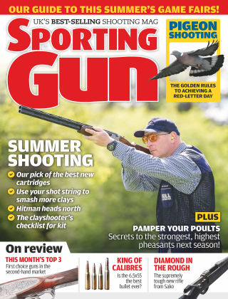 Sporting Gun July 2015