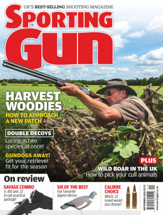 Sporting Gun September 2015