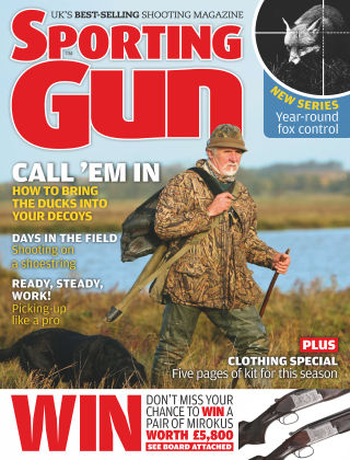 Sporting Gun October 2015