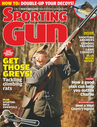 Sporting Gun March 2016