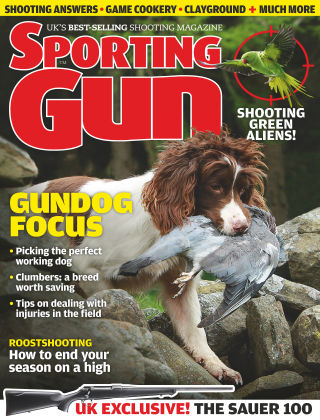 Sporting Gun April 2016