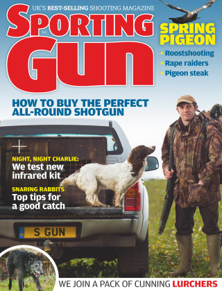 Sporting Gun May 2016