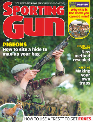 Sporting Gun June 2016