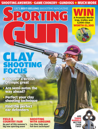 Sporting Gun July 2016
