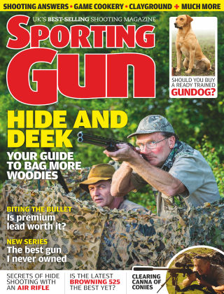 Sporting Gun August 2016