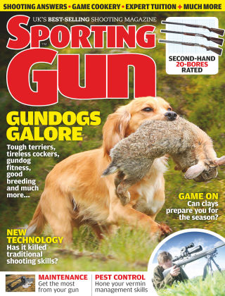 Sporting Gun September 2016