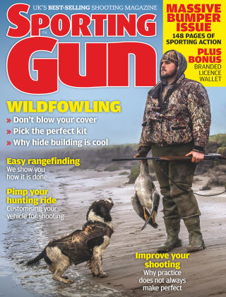 Sporting Gun October 2016