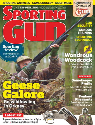 Sporting Gun March 2017