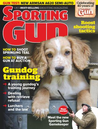 Sporting Gun Magazine April 2017