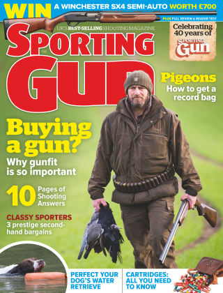 Sporting Gun May 2017