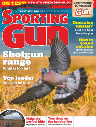 Sporting Gun Sep 2017