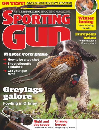 Sporting Gun Feb 2018