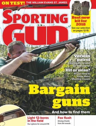 Sporting Gun May 2018