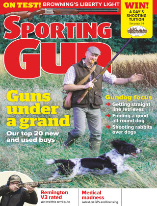 Sporting Gun Jun 2018