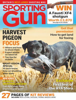 Sporting Gun Sep 2018