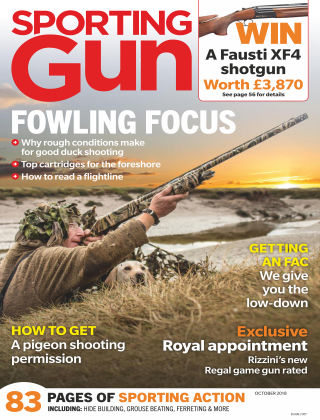 Sporting Gun Oct 2018