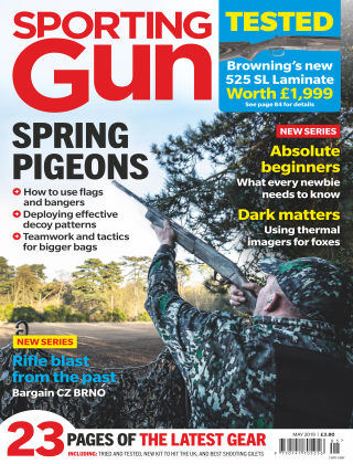 Sporting Gun May 2019