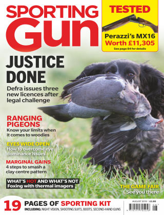 Sporting Gun Aug 2019