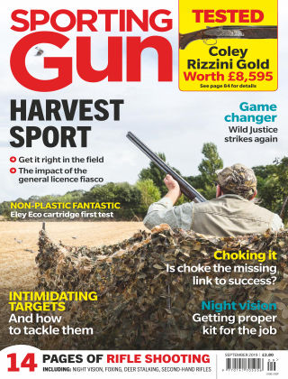 Sporting Gun Sep 2019