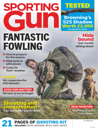 Sporting Gun Oct 2019