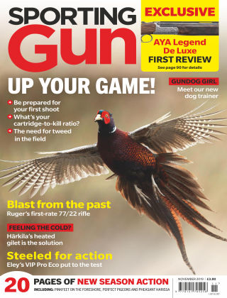 Sporting Gun Nov 2019
