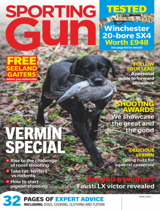 Sporting Gun Apr 2020