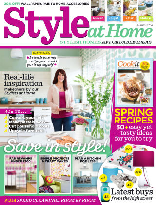 Style at Home March 2014