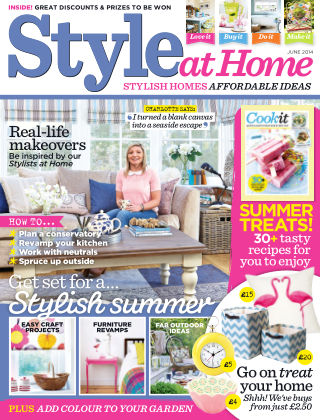 Style at Home June 2014