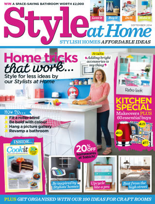 Style at Home September 2014