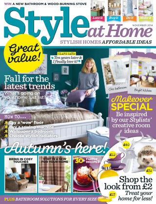 Style at Home November 2014