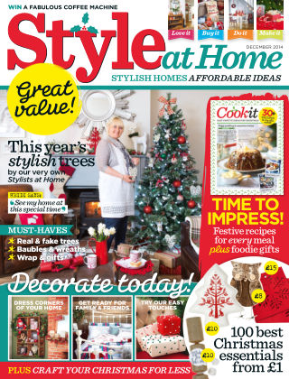 Style at Home December 2014