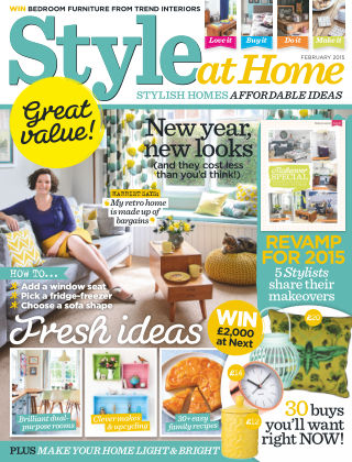 Style at Home February 2015