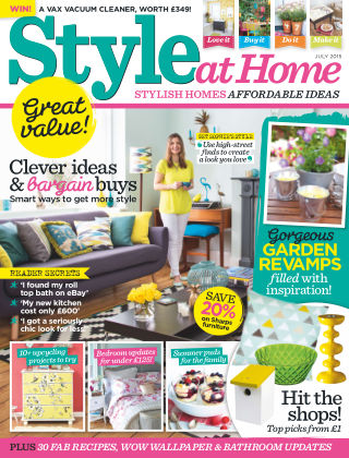 Style at Home July 2015