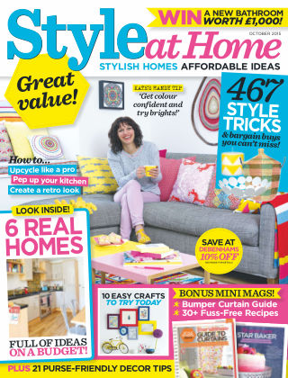 Style at Home October 2015