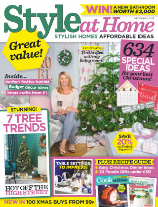 Style at Home December 2015