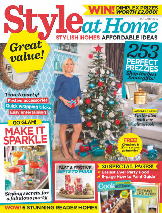 Style at Home January 2016
