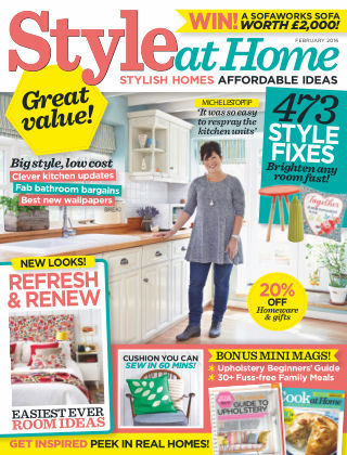 Style at Home February 2016