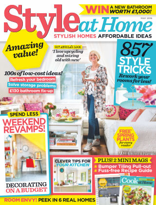 Style at Home May 2016