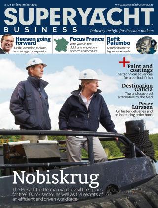 Superyacht Business September 2013