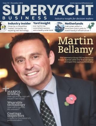 Superyacht Business December 2014
