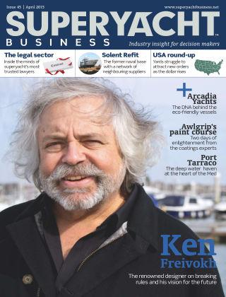 Superyacht Business April 2015