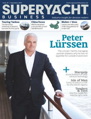 Superyacht Business September 2015